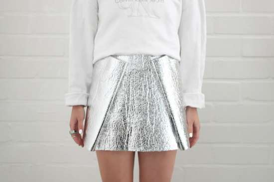 love aesthetics diy foil skirt1_zps5a4d3705