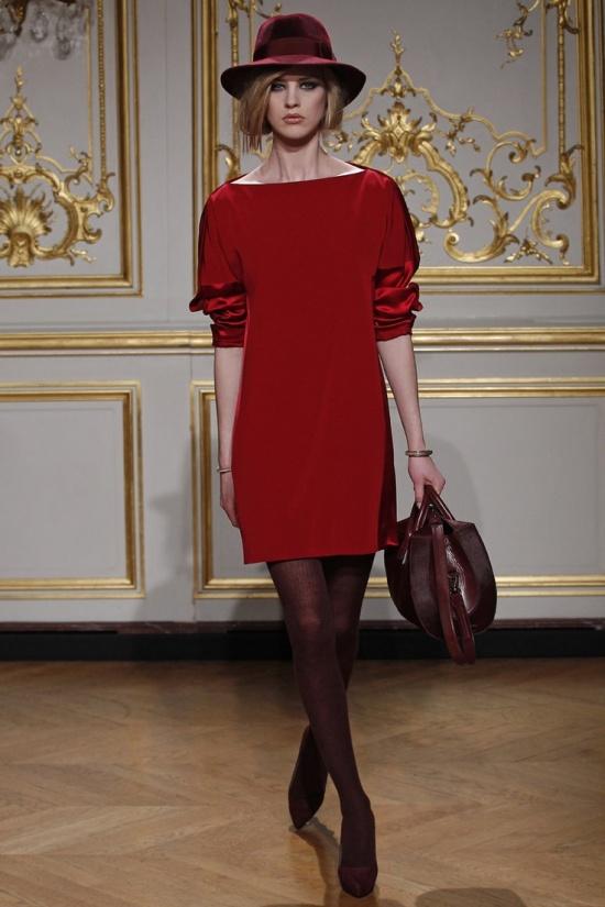 PARIS FASHION WEEK FW2012